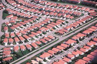 Urban-sprawl