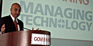 Minnesota CIO Gopal Khanna