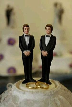 Gaymarriagecake