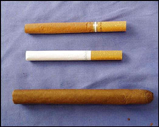 Bristol version cigarettes Marlboro